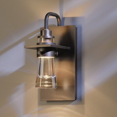 Hubbardton Forge Erlenmeyer 1 Light Small Outdoor Sconce