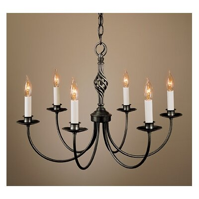 Hubbardton Forge 6 Light Chandelier