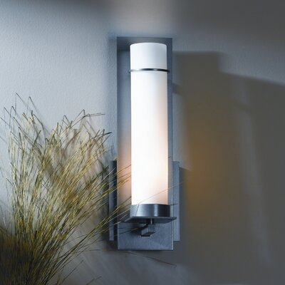 Hubbardton Forge New Town 1 Light Wall Sconce | Wayfair