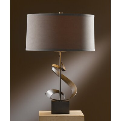 Hubbardton Forge Gallery 1 Light Spiral Table Lamp