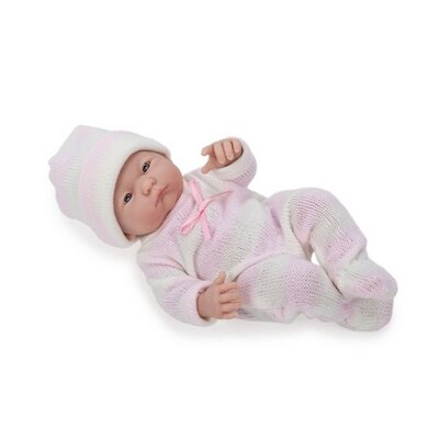 "JC Toys 9.5"" Mini La Newborn (Real Girl!)"