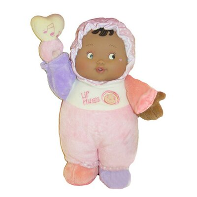 JC Toys Lil' Hugs - Hispanic Doll