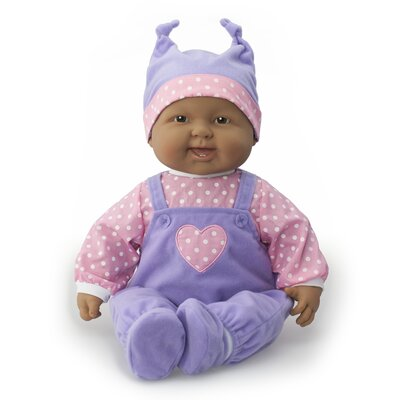 "JC Toys 20"" Lots to Cuddle - Hispanic"