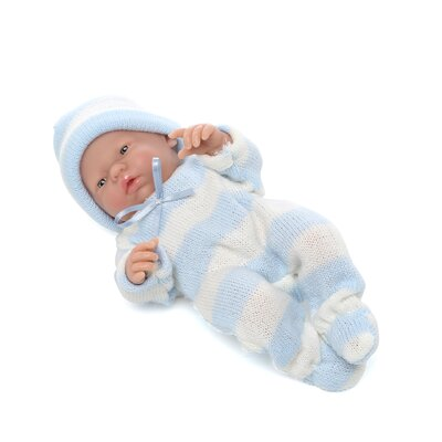 <strong>JC Toys</strong> Mini La Newborn (Real Boy!)