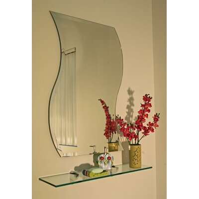 Regency Hudson Frameless Mirror