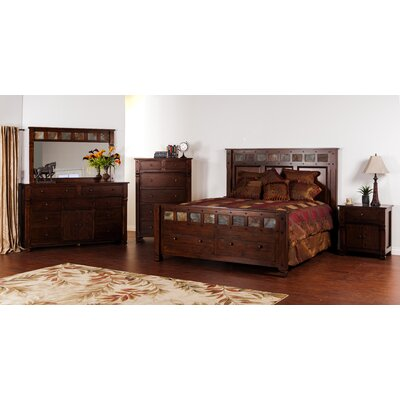 Santa Fe Headboard Bedroom Collection
