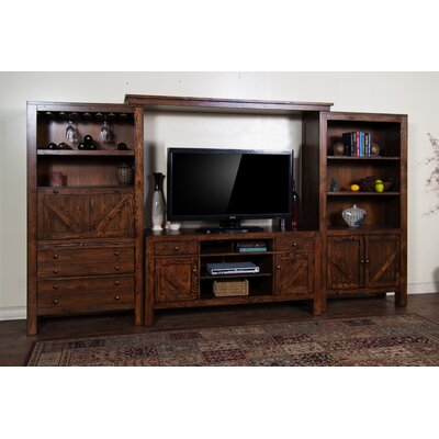 Ranch House Entertainment Center