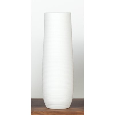 Seccio Vase in White