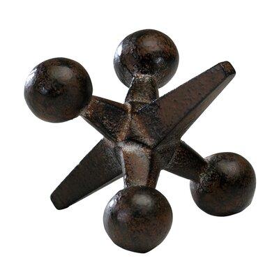 Cyan Design Jack Sculpture