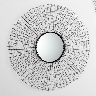 Cyan Design Roxie Mirror in Graphite