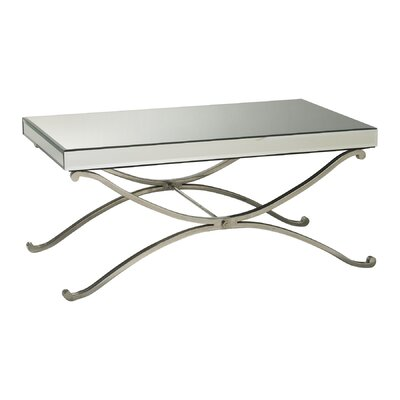 Cyan Design Vogue Mirror Coffee Table in Chrome