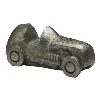 Automobile Token in Pewter