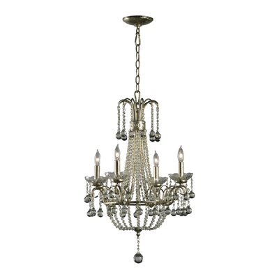 Cyan Design Genevieve 4 Light Chandelier