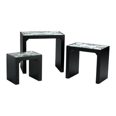 Cyan Design Mosaic 3 Piece Nesting Tables