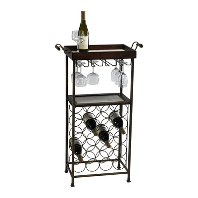 New York 20 Bottle Wine Rack