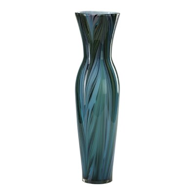 Cyan Design Peacock Feather Vase