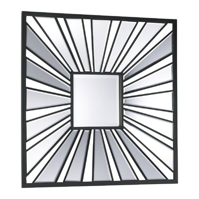 Cyan Design Segment Square Mirror