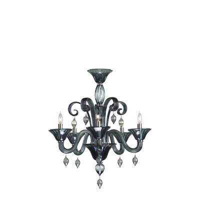 Cyan Design Treviso 5 Light Chandelier