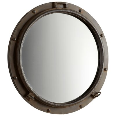 Porto Mirror in Rustic Bronze