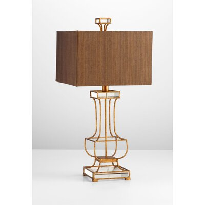 Cyan Design Pinkston Table Lamp in Gold Leaf