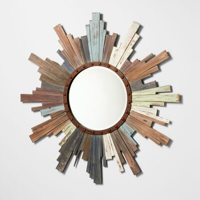 Cyan Design Davenport Mirror in  Multi Colored