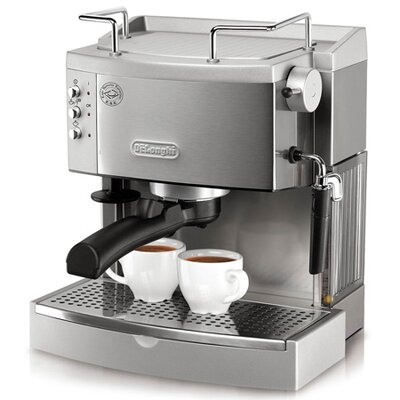 DeLonghi 15-Bar Pump Driven Espresso Maker