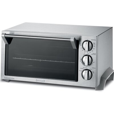 DeLonghi 0.5 Cu. Ft. Convection Toaster Oven