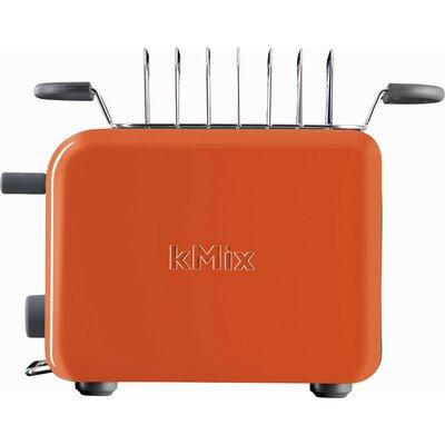 DeLonghi Delonghi kMix 2-Slice Toaster