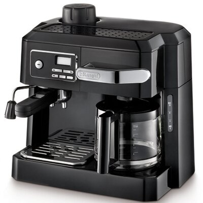 DeLonghi Combination Espresso and Drip Coffee