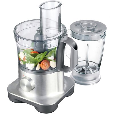 Delonghi Food Processor with Blender Attachment