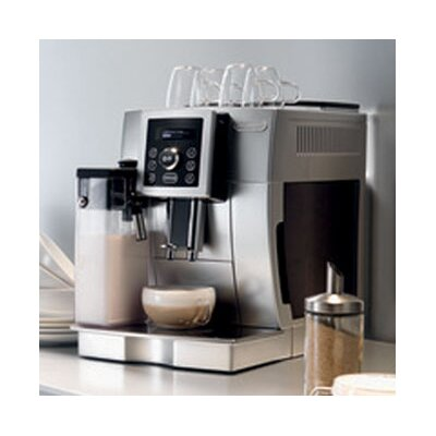 Magnifica S Compact Digital Super Automatic Espresso, Cappuccino, Latte and Hot Milk Machine
