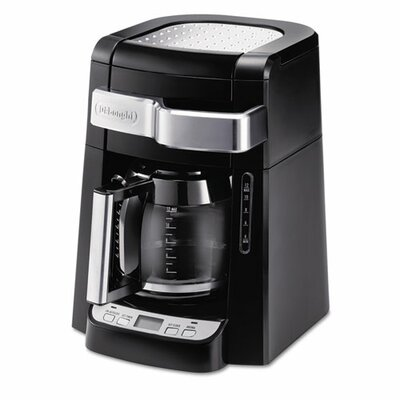 DeLonghi Programmable 12-Cup Coffee Maker
