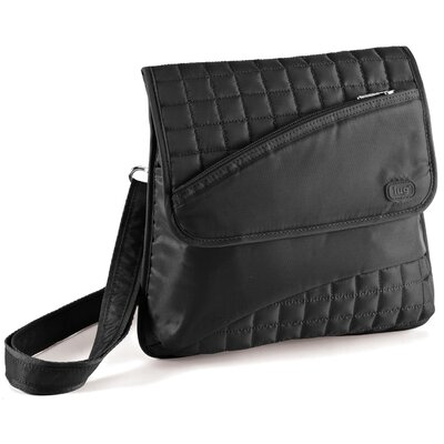 Lug Somersault Cross Body Pouch