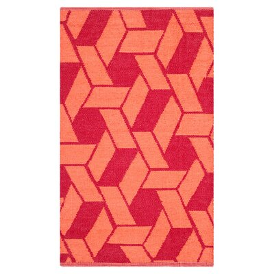 Thom Filicia Rugs Thom Filicia Saddle Blood/Orange Indoor/Outdoor Rug