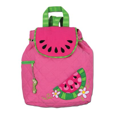 Stephen Joseph Watermelon Quilted Backpack