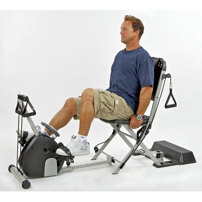 VQ ActionCare SmoothRider II Recumbent Bike