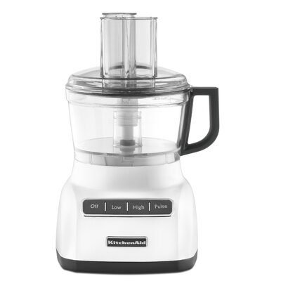 KitchenAid 7-Cup Food Processor with ExactSlice System