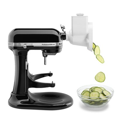 KitchenAid Slicer/Shredder Attachment for Stand Mixers