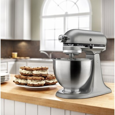 KitchenAid Classic Plus Series 4.5 Qt. Tilt-Head Stand Mixer