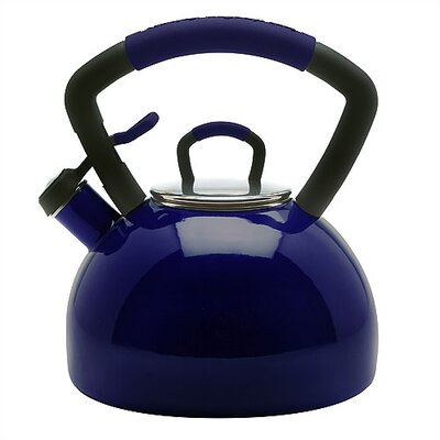 KitchenAid Gourmet Essentials 2.25-qt. Soft Grip Whistling Tea Kettle