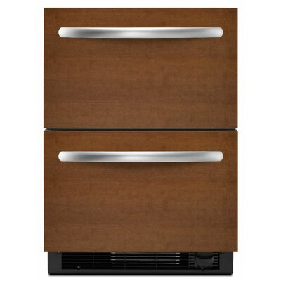 Architect Series II 4.8 Cu. Ft. Double Drawer Refrigerator and Freezer