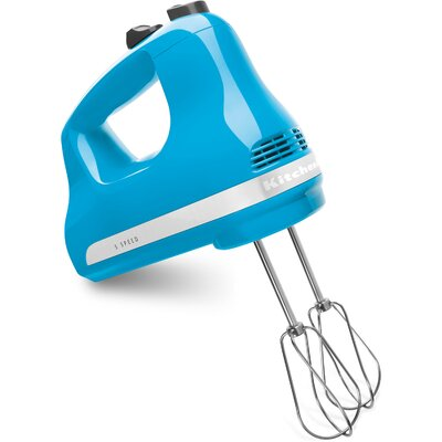 KitchenAid Ultra Power Series 5-Speed Slide Control Hand Mixer