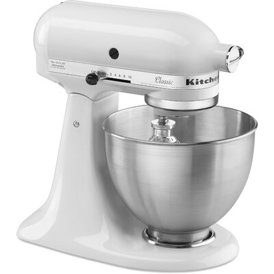 KitchenAid Classic Series 4.5 Quart Stand Mixer