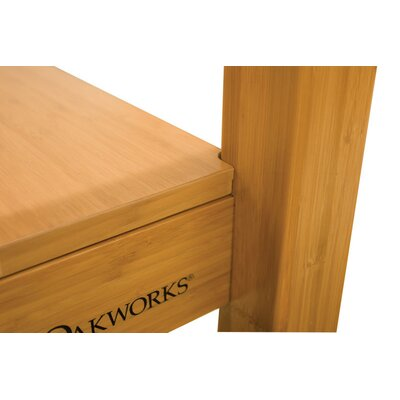 Oakworks Powerline Treatment Table Shelf