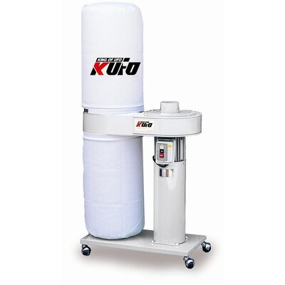 Kufo Seco Vertical Bag Dust Collector