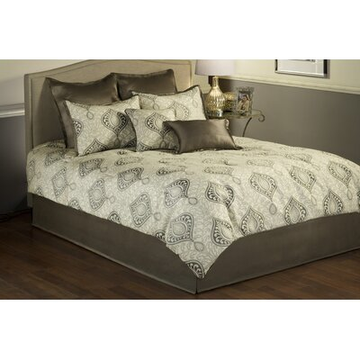 Wildon Home ® Lorenzo 8 Piece Comforter Set