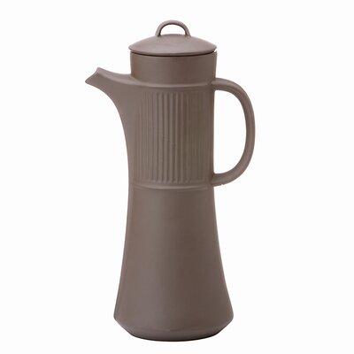 Dansk Flamestone Brown 1.88-qt. Beverage Server