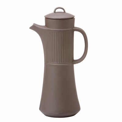 Dansk Flamestone Brown Beverage Server