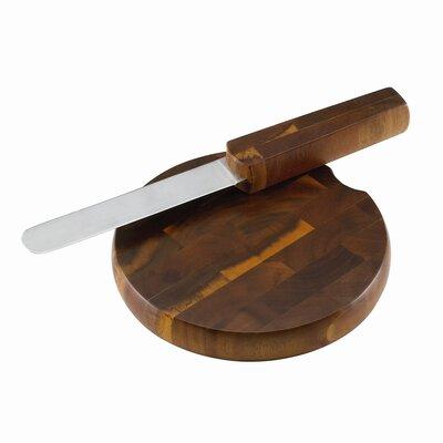 Dansk Belongings Cheese Board with Knife