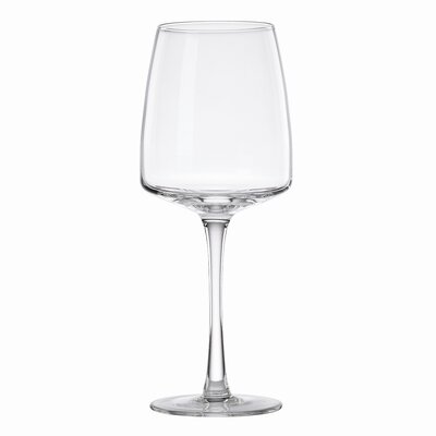 Classic Fjord White Wine Glass in Clear